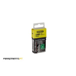 Agrafos Tipo A 6 mm Stanley 1-TRA204T