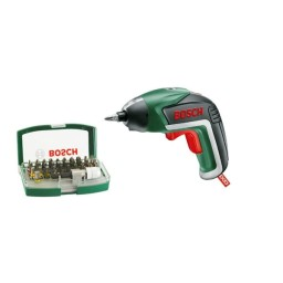 Aparafusadora 3,6V + Conjunto de Bits 32Un Bosch 06039A800S
