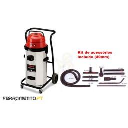 Aspirador Industrial 3 Motores 3300 W TRON L70AB