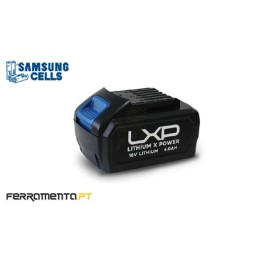 Bateria 18V 4,0Ah Hyundai HYB18-4 - Powered by SAMSUNG