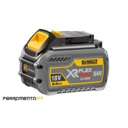 Bateria carril XR FLEXVOLT 54V/18V 6,0Ah DeWalt DCB546-XJ
