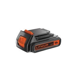 Bateria Lítio-Ion 18V 1.5Ah Black&Decker BL1518-XJ