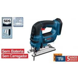 Serra Vertical Bosch GST 18 V-LI B Professional ( S/Baterias)