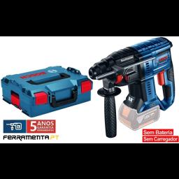 Martelo Perfurador GBH 18V-21 Professional Bosch 0611911101