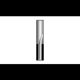 Fresa reta Para Madeira 8x6x16 mm Bosch 2608629357