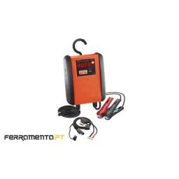 Carregador/Arrancador Automático 12V-6Amp Bahco BBCE12-6