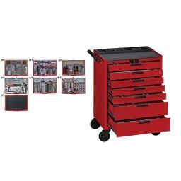 Carro de ferramentas Teng Tools TCMM 491N