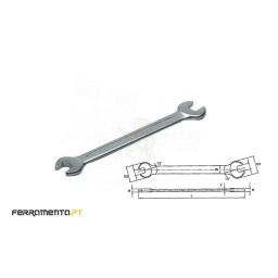 Chave de Bocas Métricas 16x17mm Teng Tools 621617