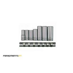 Chaves de caixa 3/8'' 7 Peças Teng Tools M3807