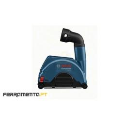 Coletor de pó p/ rebarbadoras Bosch GDE 115/125 FC-T Professional