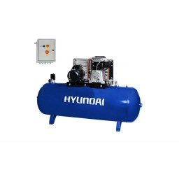 Compressor 500L 10HP Hyundai HYACB500-10T