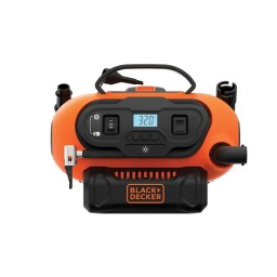 Compressor Portátil 12/18/230V Black&Decker BDCINF18N-QS