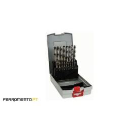 Conjunto de 19 Brocas Para Metal ProBox HSS-G Bosch 2.608.587.013