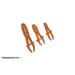 Conjunto de alicate para braçadeira de mangueira Bahco BE256P3