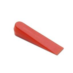 Cunhas p/ Revestimentos 5mm 250Un Rubi 2396