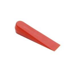 Cunhas p/ Revestimentos 7.5mm 500Un Rubi 2951