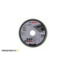 Lata 10UN discos de Corte Inox 115x1 Bosch 2.608.603.254