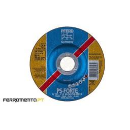 Disco de Rebarbar Inox 115x7,2mm Pferd 4007220470565