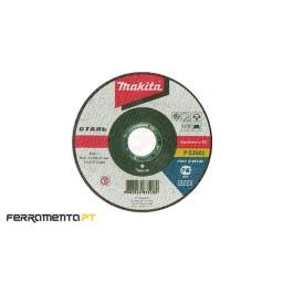 Disco de Rebarbar Metal 22.23x115mm Makita P-53017