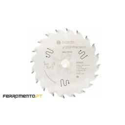 Disco de serra 165x20mm 20D Best for Wood Bosch 2608642385