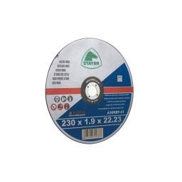 Disco Extrafino Inox Standard 230mm Stayer 81103