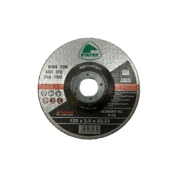 Disco para Corte de Metal 125x2,5mm Stayer 811010