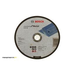 Discos Abrasivos de Corte Metal 180x 3.0x 22.23 mm