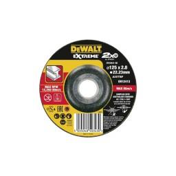 Disco de Corte Cóncavo P/ Metal 125x2.8mm Dewalt DT43941-QZ
