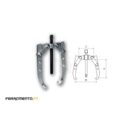 Extrator Mecânico 110mm Forza 1301L