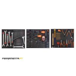 Jogo de ferramentas Bahco FF1ASET-AUTO3
