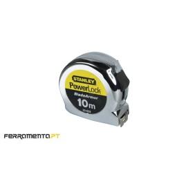 Fita Métrica Powerlock 10x25 Stanley 0-33-532