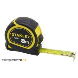 Fita Métrica TYLON 8MX25MM Stanley 1-30-657