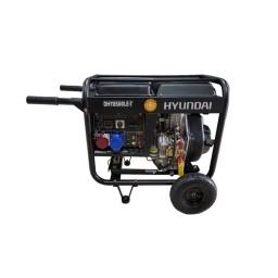Gerador Diesel 7,5 kVA Hyundai DHY8500LEK-T