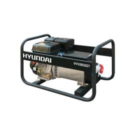 Gerador Gasolina 9,0 kVA Hyundai HYK8500T