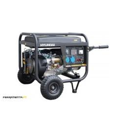 Gerador Gasolina Monofásico 6 kW Hyundai HY9000LEK