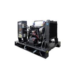 Gerador Industrial Trifásico 112 kVA Hyundai DHY 125 KE