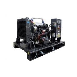 Gerador Industrial 400V 31,3 kVA GT Power by Hyundai GTDHY34KE