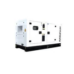 Gerador Industrial Diesel 32 kW Hyundai DHY35KSEm