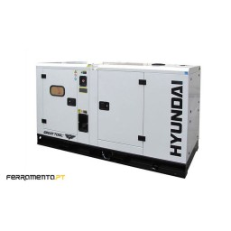 Gerador Industrial 400V 15 kVA GT Power by Hyundai GTDHY16KSE