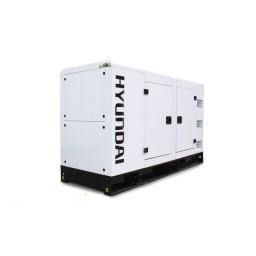 Gerador Industrial Trifásico 77 kVA Hyundai DHY 85 KSE