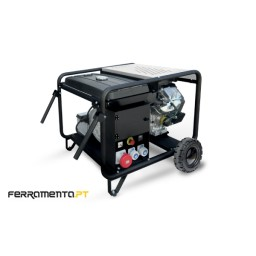 Gerador Gasolina 24 kVA GREAT TOOL Power by VANGUARD GT 24 TF V