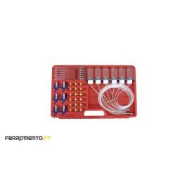 Jogo 24 Pcs Teste Injectores Common Rail e Adaptadores Kroftools 8114
