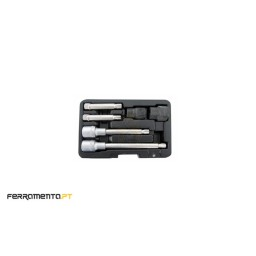 Kit 6 Chaves para Polia Alternador Kroftools 3309