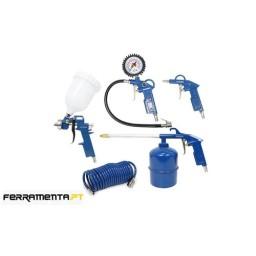 Kit Acessórios 5Pcs para Compressor Hyundai 55901