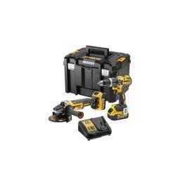 Kit Combo 18V DCD796 + DCG405 DeWalt DCK2080P2T-QW