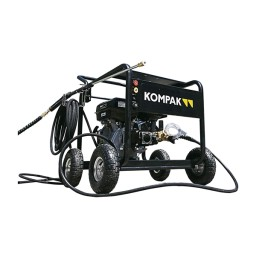 Hidrolavadora Gasolina 270 Bar Kompak KPW4000P