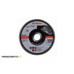 Lata 10UN discos de Corte Inox 125x1 Bosch 2.608.603.255