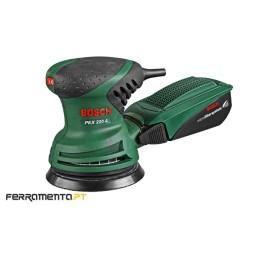 Lixadora Excêntrica PEX 220 A Bosch 0603378000