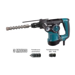 Martelo Combinado 28 mm Makita HR2811FT