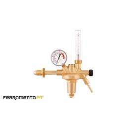 Manómetro Argon/CO2 Yildiz 5240F16